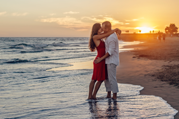 Customized travel packages - Romantic weekend